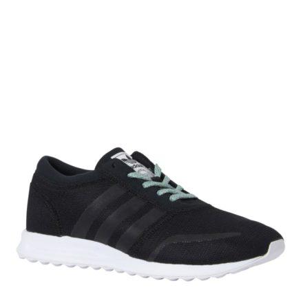 adidas originals Los Angeles J sneakers meisjes (zwart)