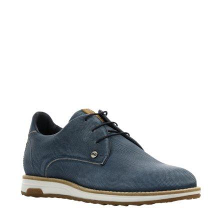 Rehab leren sneakers (blauw)