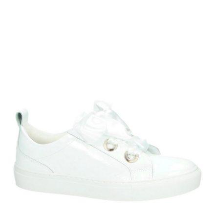 PS Poelman lakleren sneakers (wit)