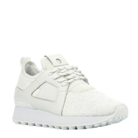 Cruyff Classics leren sneakers (wit)