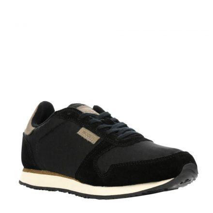 Woden sneakers (zwart)