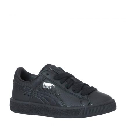 Puma Basket Classic PS sneakers kids (zwart)