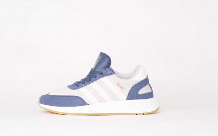 Adidas Iniki Runner W Super Paars S16/Cream White/Ice Paars S16