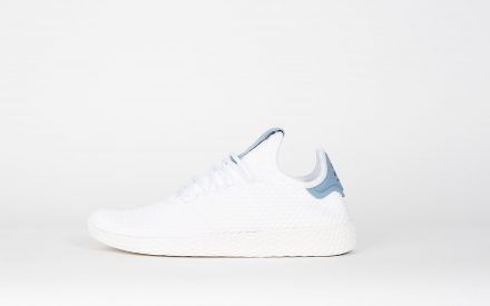 Adidas Pharrell Williams Tennis HU Footwear White/Footwear White/Tactile Blue