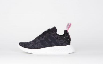 Adidas NMD_R2 W Core Black/Black Core/Wonder Roze F10