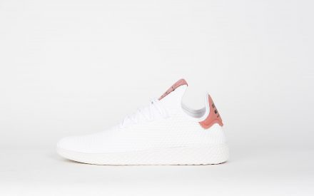Adidas Pharrell Williams Tennis HU Footwear White/Footwear White/Raw Roze