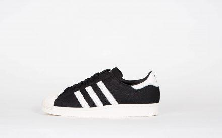 Adidas Superstar 80s W Utility Black F16/Off White/Off White
