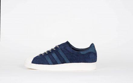 Adidas Superstar 80s Collegiate Navy blauw/Mineral Blue/Halo