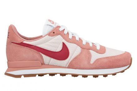 Nike WMNS Internationalist Red Stardust/Noble Red Rouge rot