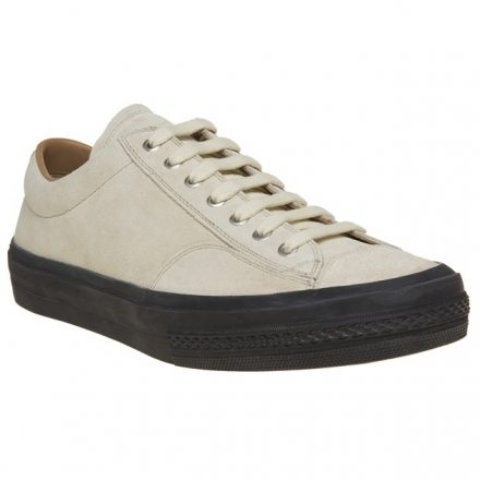 Dries Van Noten Casual Lace Up Trainers (creme)
