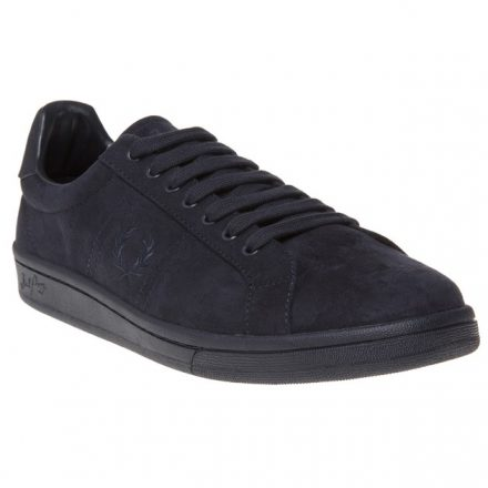 Fred Perry Fred Perry Brushed Court Trainers