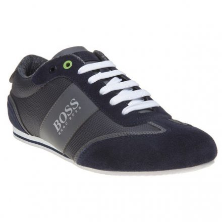 BOSS Green Lighter lowp Trainers (blauw/grijs)