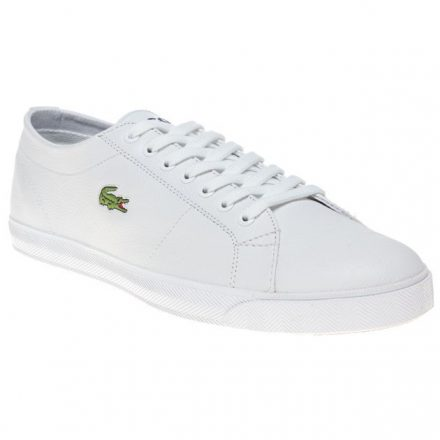 Lacoste Marcel Lcr Trainers (wit)