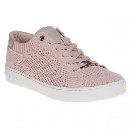 Michael Kors Skyler Lace Up Trainers (roze)