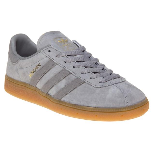 adidas Munchen Trainers (grijs)