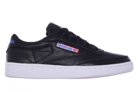 Reebok Club C 85 SO Black/White/Vital B schwarz