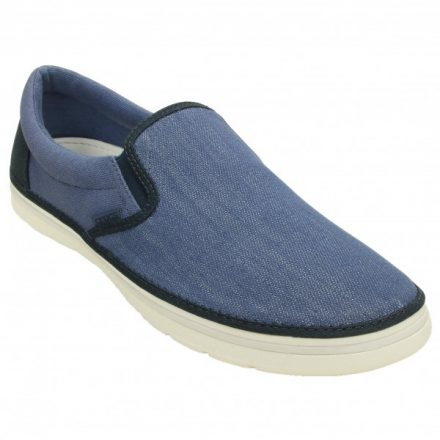 Crocs Norlin Canvas Slip-On Blauw