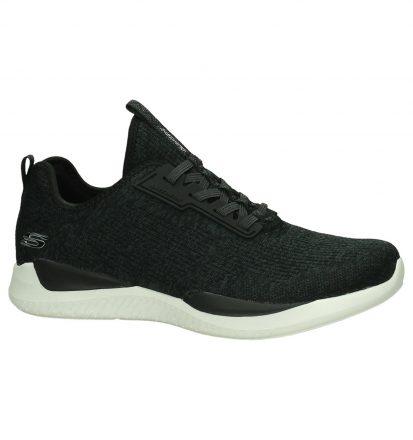 Zwarte Skechers Memory Foam Sneakers