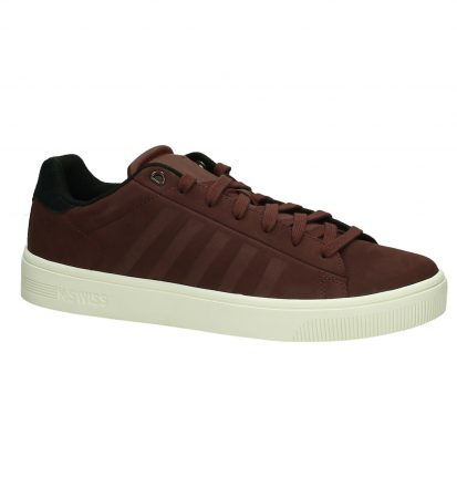 K-Swiss Court Frasco Bordeaux Sneakers