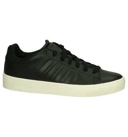 K-Swiss Court Frasco Zwarte Sneakers