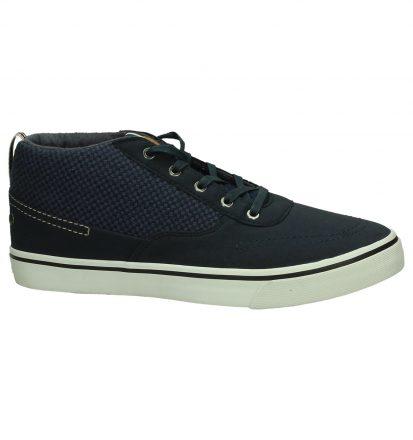 Jack & Jones Blauwe Hoge Sneakers
