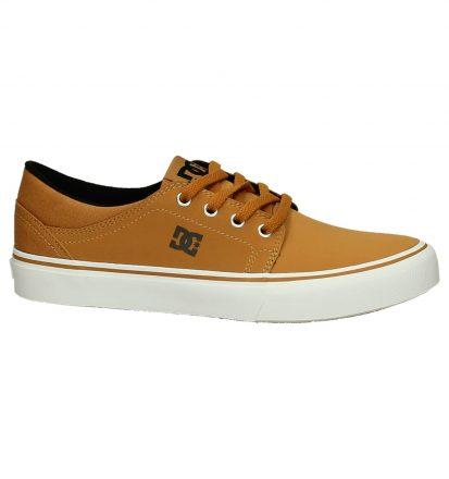 Cognac Skate Schoenen DC Shoes Trase