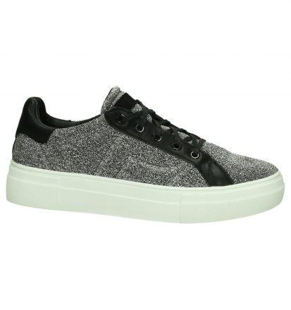 Esprit Lage Sneakers Zilver