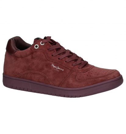 Bordeaux Sneakers Pepe Jeans