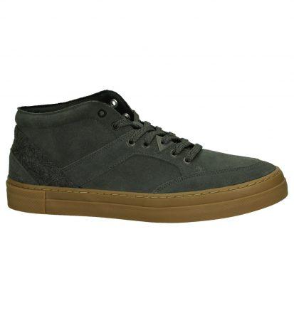 Hub Kingston Grijze Hoge Sneakers