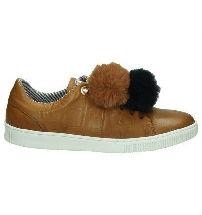 River Woords Aka Sneaker Cognac