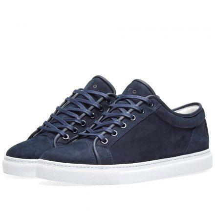 ETQ. Low Top 1 Sneaker (Blue)