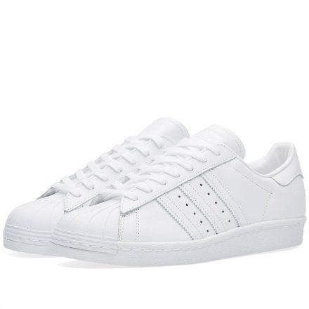 Adidas Superstar 80s (White)