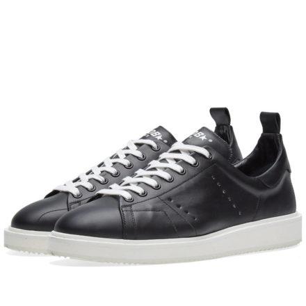 Golden Goose Deluxe Brand Starter Sneaker (Black)