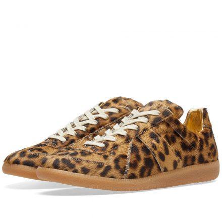 Maison Margiela 22 Replica Low Sneaker (Gold)
