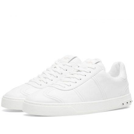 Valentino Fly Crew Sneaker (White)