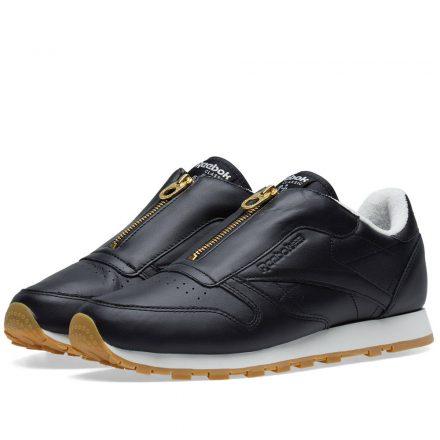 Reebok Classic Leather Zip W (Black)