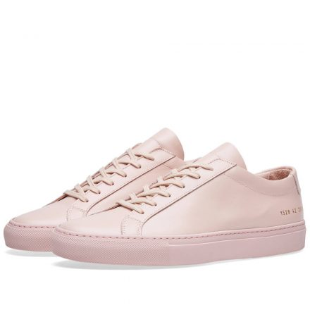Common Projects Original Achilles Low (Pink)