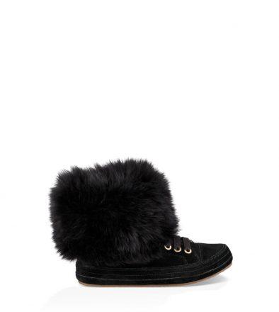 UGG Antoine Fur Dames Black