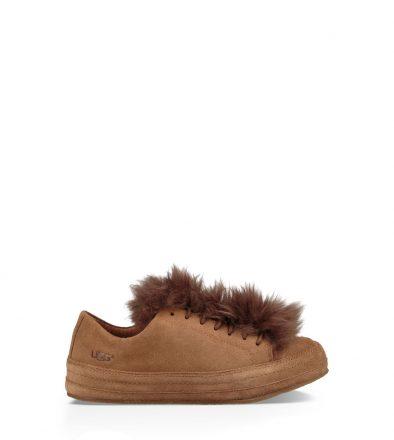UGG Blake Fur Dames Chestnut