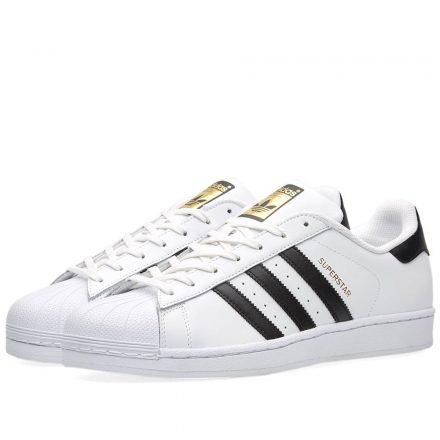 Adidas Superstar (White)