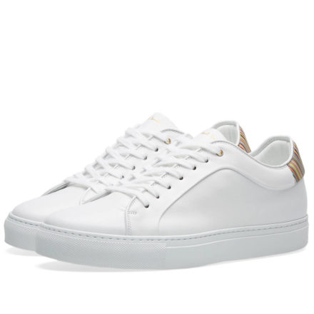 Paul Smith Basso Sneaker (White)