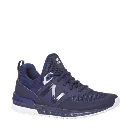 New Balance KL574 sneakers kids (blauw)
