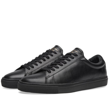 Zespa ZSP4 HGH Sneaker (Black)