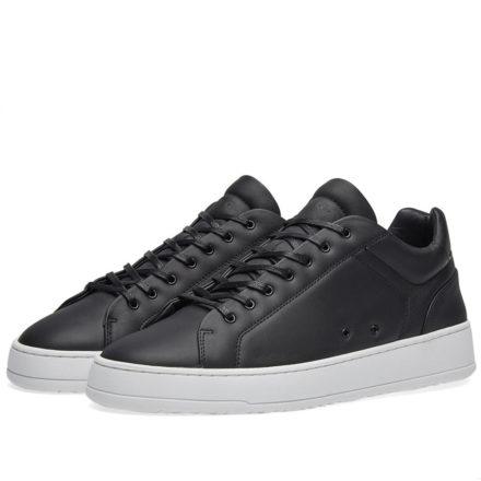 ETQ. Low Top 4 Sneaker (Black)