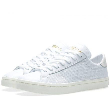 Adidas CourtVantage (White)