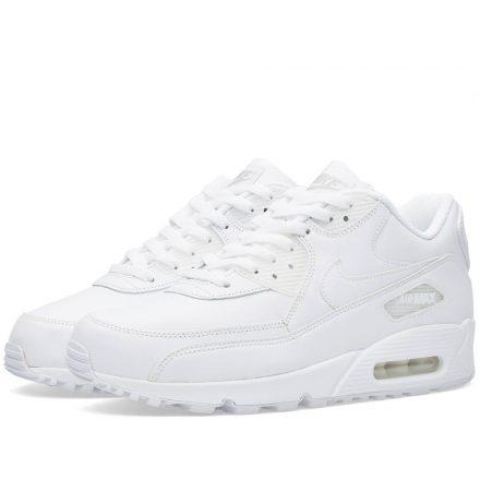 Nike Air Max 90 Leather (White)