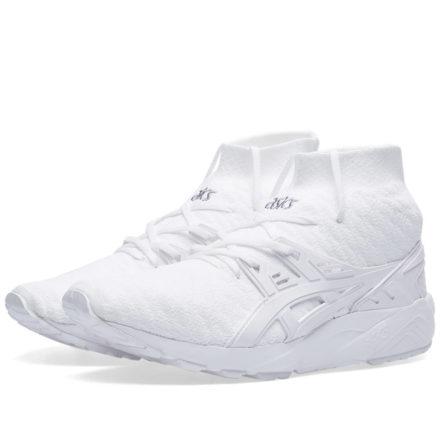 Asics Gel Kayano Knit MT (White)