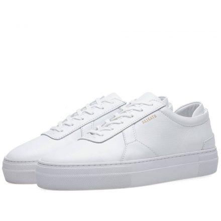 Axel Arigato Platform Sneaker (White)