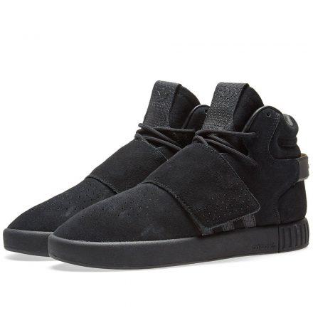 Adidas Tubular Invader Strap (Black)
