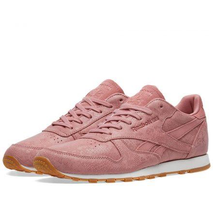 Reebok Classic Leather 'Clean Exotics' W (Pink)